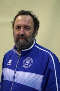 ALBERTO Primer entrenador